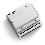 Радиоприемник 4-канальный (ведущий) для установки на DIN-рейку