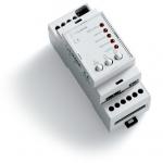 Радиоприемник 1-канальный (ведущий) с таймером для установки на DIN-рейку
