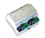 Радиоприемник 4-канальный сценарный (ведомый) для установки на DIN-рейку