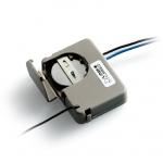 Радиопередатчик 2-канальный для установки в электромонтажную коробку питание 3 В